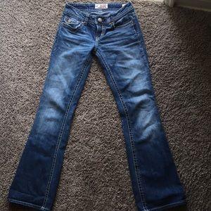 MEK DENIM Chicago boot cut jeans